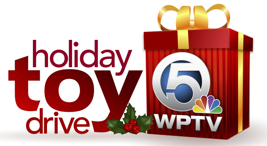 Toy Drive Logo : Holiday toy drive