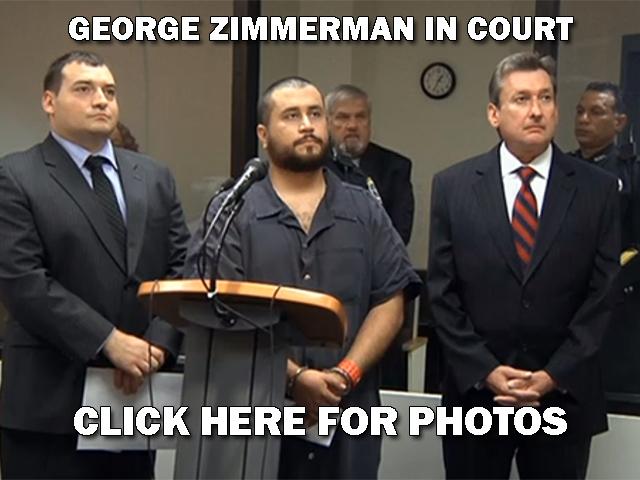 George Zimmerman Trayvon Martin Painting
