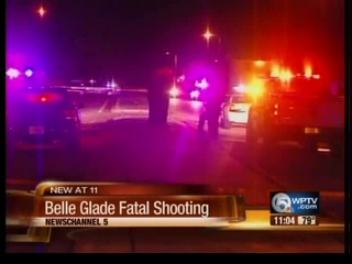 Belle Glade shooting