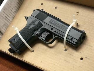 BB gun vandals strike in Port St. Lucie
