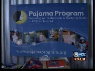 Pajama Program Helping Children