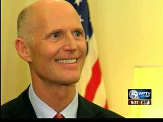 One-on-one with Gov. Scott
