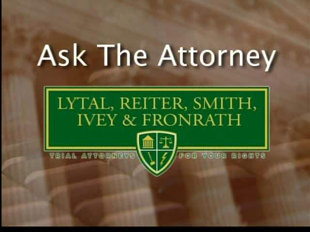 "Ask the Attorney: ""Defective Products"""