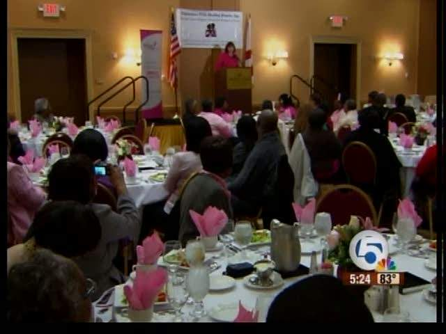 Komen for the Cure hosts 'Sister to Siata'