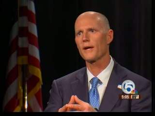 Gov. Scott calls first legislative session a success
