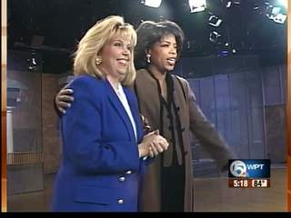 NewsChannel 5's Kelley Dunn interviews Oprah