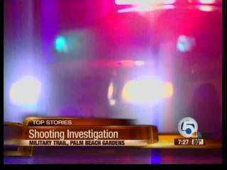 Shooting leaves 1 man dead, suspect at large