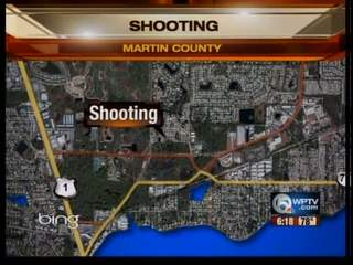 One man rushed to the hospital after early morning shooting