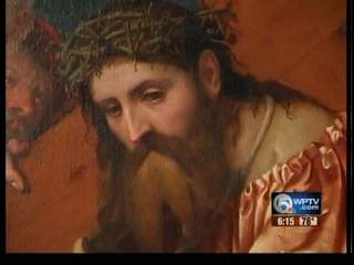 Nazi painting seized in Tallahassee