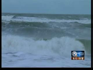 High surf advisory and risk for strong rip currents Monday