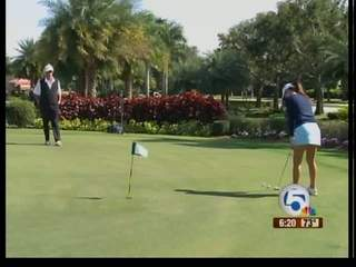 Local golfer eyes LPGA Tour