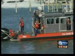 Dramatic Rescue at Ft. Pierce Inlet