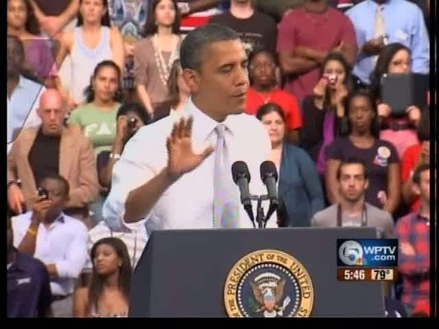 Political analyst breaks down Obamas's speech
