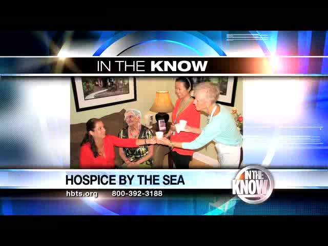 What does Hospice by the Sea provide?