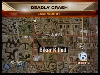 Deadly pedestrian accident in Lake Worth