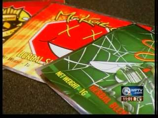 DEA investigates 'incense' packets, fire