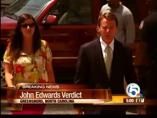 Mistrial declared in John Edwards corruption case