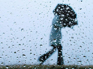 Possible cold front, end of rainy season coming
