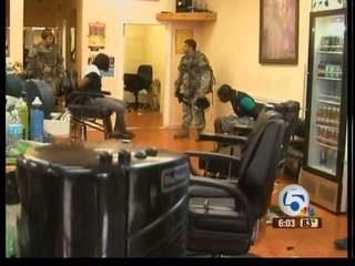 Delray SWAT teams crackdown on illegal gambling operations