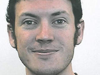 Image of James Holmes from Aurora, CO.