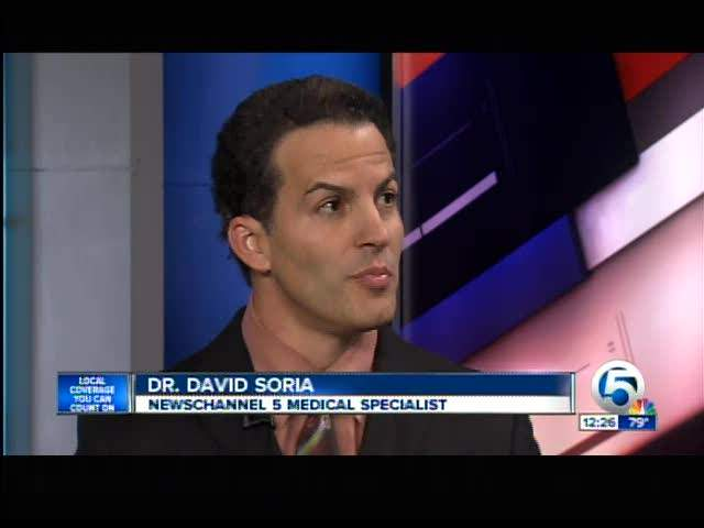 Dr. David Soria: Is there such a thing as brain food?