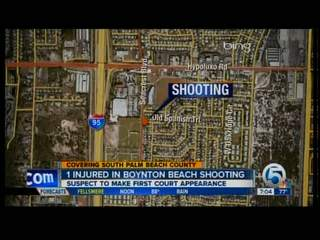 Suburban Boynton Beach shooting