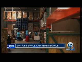 Volunteers help Treasure Coast Food Bank keep up