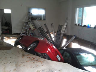 PHOTOS: Hurricane Sandy damage