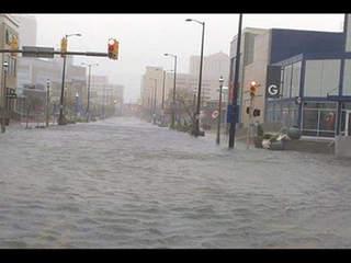 PHOTOS: Sandy pummels the East Coast