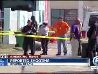 Riviera Beach Shooting