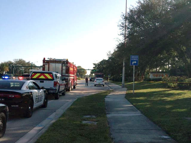 Suspicious Package In Palm Beach Gardens Closes Roads