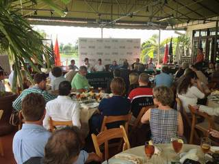 International Polo Club Palm Beach 2013 season-opening press conference
