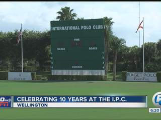 International Polo Club Palm Beach celebrates 10-year anniversary