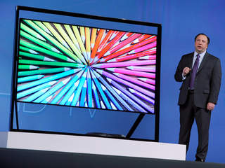CES 2013: New smart TV unveiled by Samsung at Consumer Electronics
