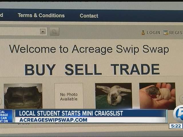 Acreage swip swap david freund seminole ridge high school for Local online sales websites