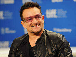 WPTV Bono of U2 Paul Hewson