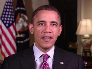 WPTV - President Barack Obama weekly address 020213