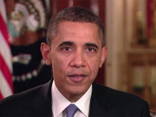 WPTV President Obama weekly address 020913