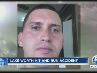 Lake Worth Hit & Run accident