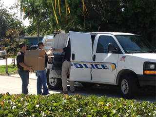 WPTV Kay-Lynette Roca house searched