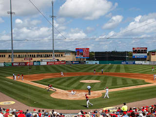 Security upgrades at Roger Dean this spring