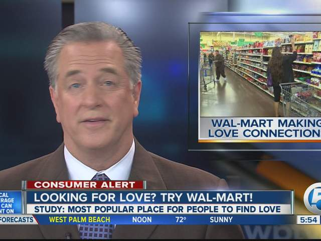Wal-mart, Love At First Sight: Psychology Today Magazine Cites Study On 'missed Connections' 1