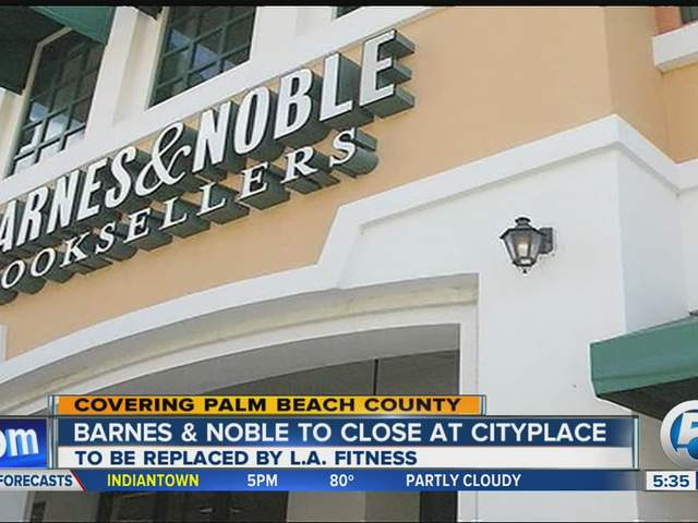 Barnes And Noble At Cityplace To Close Down Wptv Com