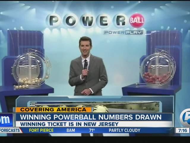multiple winners same powerball ticket
