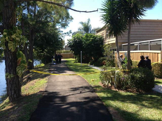 Body Found In Pond In Palm Beach Gardens