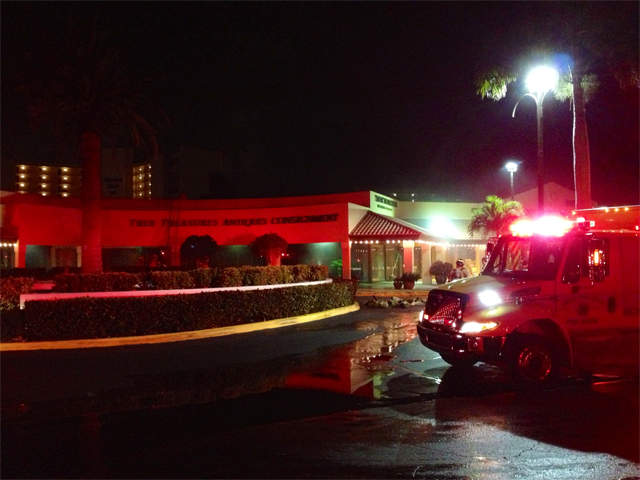 Fire Breaks Out At True Treasures Antiques Consignment In