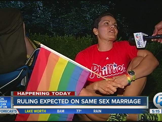 Same sex marriage legal cases