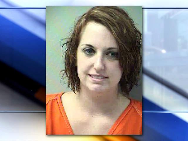 Ashley Taylor Wright Threw Her Baby At A Deputy At