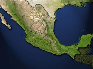 Mexico: Deadliest month in at least 20 years