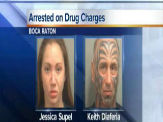 Drug Bust In Palm Beach County